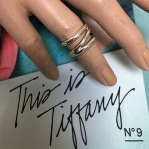 🔴Authentic TIFFANY & CO Ring 🙏🏻🌺